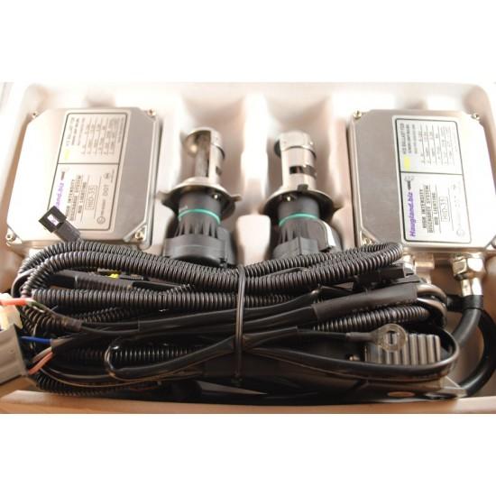 H4 6000K Bi-Xenon H.I.D ombyggingssett