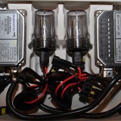 880/881 (H27W/1-H27W/2) 4300K Xenon H.I.D. ombyggingssett