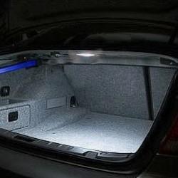 BMW LED bagasjeromsbelysning/interiørbelysning E53 E39 (2 st