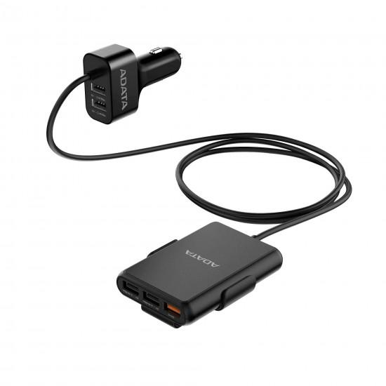 Adata ACV0525, 5 ports USB billader, 52W