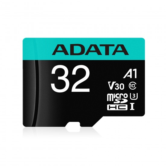 Adata Premier Pro microSDXC UHS-I U3 Class10 (V30S), 32GB