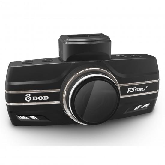 DOD FS520+ Dashbordkamera med GPS