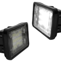 Mercedes-Benz LED skiltlys - X204 (GLK)