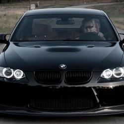 BMW LED Angel Eyes H8 - High Power (2 stk.)
