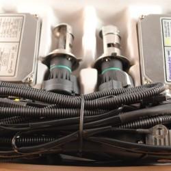 H4 4300K Bi-Xenon H.I.D ombyggingssett