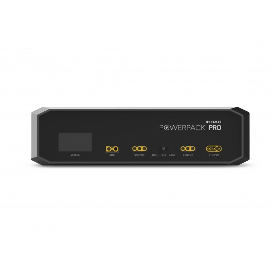 Iroad Powerpack Pro 12