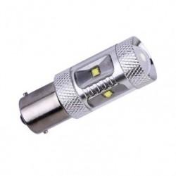 BA15S - LED ryggelyspære - 30W