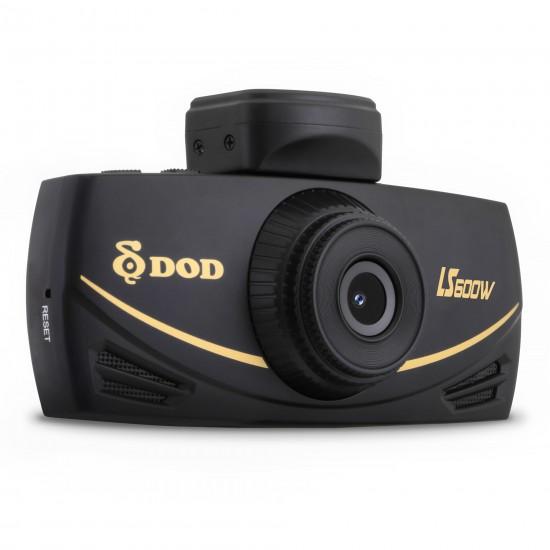 DOD LS600W - Dashbordkamera med GPS