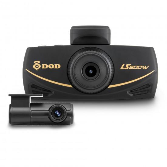 DOD LS600W -2CH - Dashbordkamera med GPS