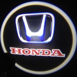 Honda logo projeksjon