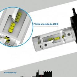 H1 LED ombyggingssett