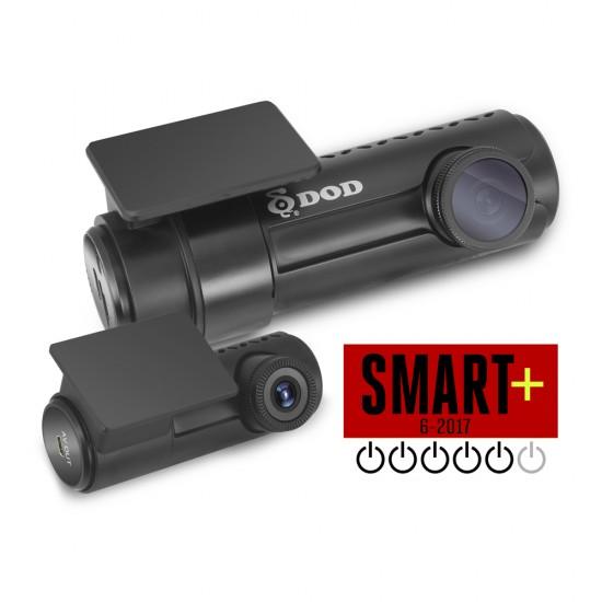 DOD RC500S - Dashbordkamera med GPS