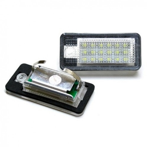 Audi LED skiltlys - A3/A4/A6/A8/RS/Q7