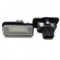 Mercedes-Benz LED skiltlys - W203(5D)/211/219
