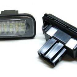 Mercedes-Benz LED skiltlys - W203 (4D)
