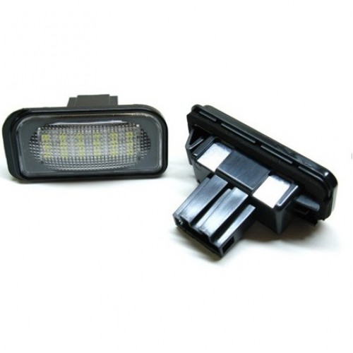 Mercedes-Benz LED skiltlys - W203 (4D)