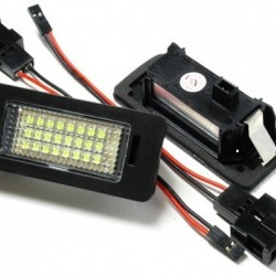 Audi/VW LED skiltlys - Q5/A4/S5/A5/TT/Passat