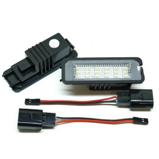 VW LED skiltlys - Golf/Beetle/Polo/Passat