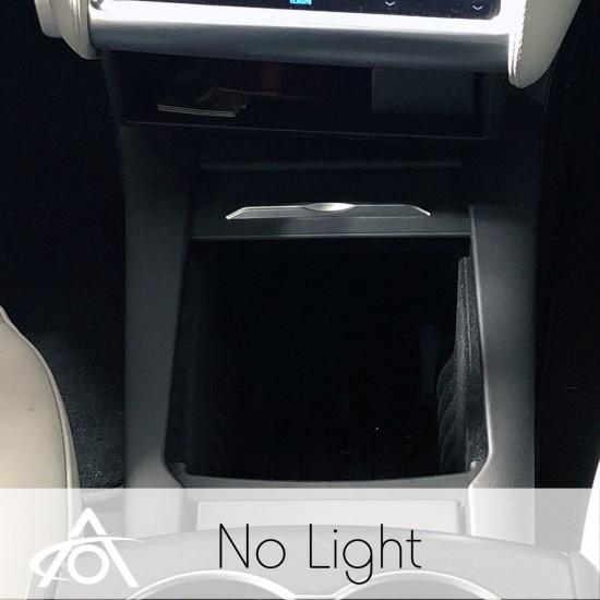 Lys til midtkonsolll