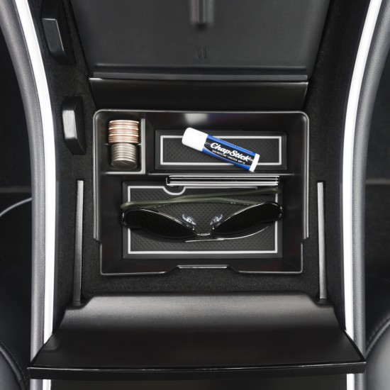 Oppbevaringskuff for midtkonsoll - Tesla Model 3