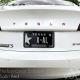 Tesla Performance Emblem - Rød