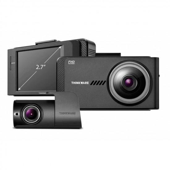 Thinkware X700-2CH - Inkl. GPS og 16GB minnekort