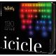 Twinkly Icicle 2 Smart julebelysning 190 LED RGB