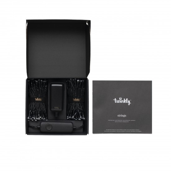 Twinkly Strings 2 Smart julebelysning 250 LED RGB
