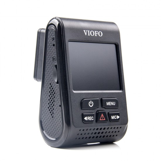 VIOFO A119 V3 2K QHD dashbordkamera med GPS