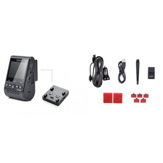 VIOFO A129 PRO 4K UHD dashbordkamera med GPS